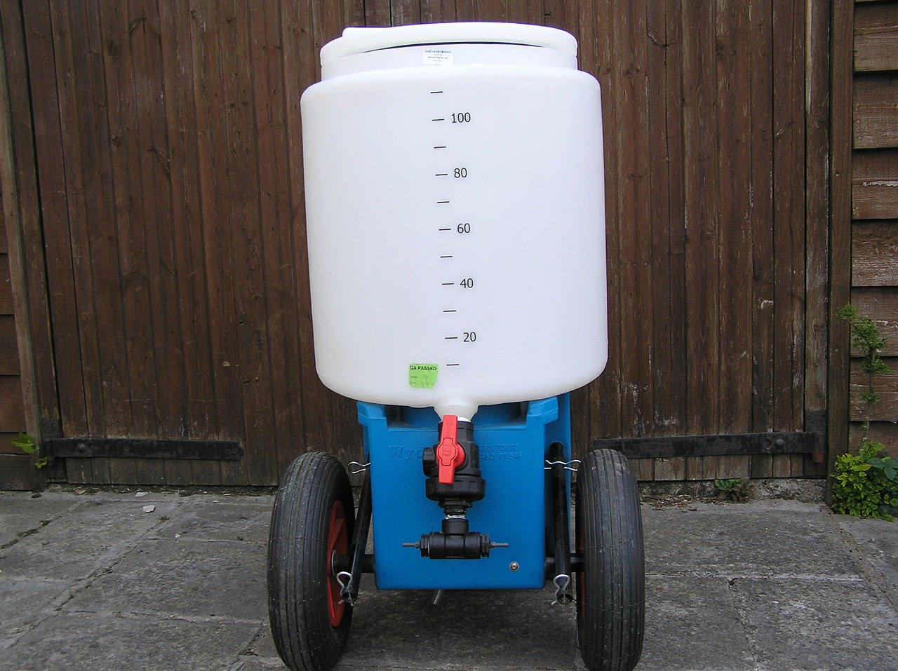 Wydale Mobile Milk Mixer 110L