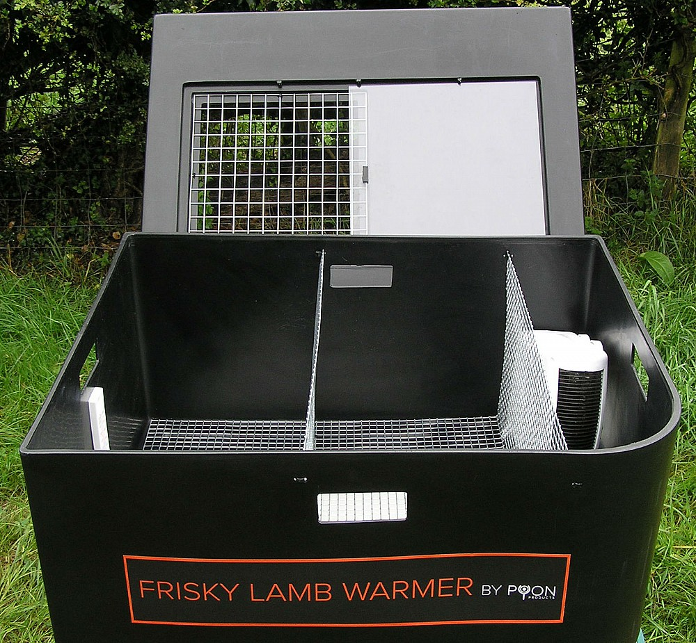 Lamb Warming Box